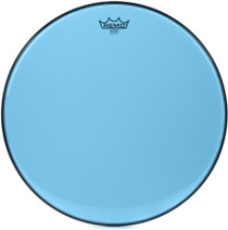 "Remo Emperor Colortone Blue 18"" Drum Head BE-0318-CT-BU"