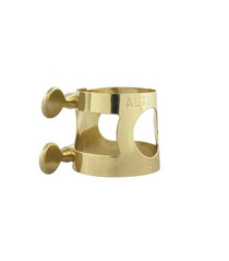 American Plating 12/BX ALTO Saxophone Ligature GL BULK 334G-12