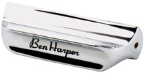 Jim Dunlop BEN HARPER TONEBAR Slide Steel Chrome 928