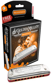 Hohner GOLDEN MELODY-G 542PBX-G