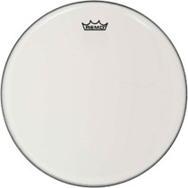 Remo Smooth White Ambassador Marching Bass Drum Head BR1224MP