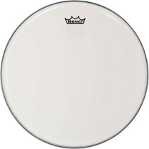 Remo Smooth White Ambassador Marching Bass Drum Head BR1226MP