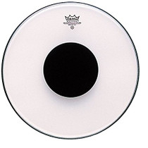 "Remo 13"" BLACK DOT CLEAR Drum Head CS031310"