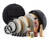 Remo TRAVEL Percussion PACK DP0250-00