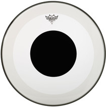 Remo Clear PWR3 Black DOT Drum Head P31320-10