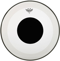 Remo Clear PWR3 Black DOT Drum Head P31322-10