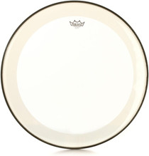 Remo Powerstroke 4 Clear FALAM PATCH Drum Head P41324-C2