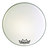 Remo POWERMAX ULTRA White Marching Drum Head PM1028MP