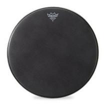 Remo PWRMAX Black SUEDE MP Bass Drum Head PM1814MP