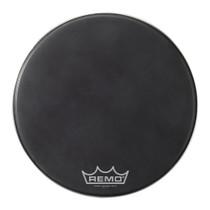 Remo Powermax Black SUEDE BD Bass Drum Head PM1828MP