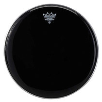 Remo CRIMPLOCK EBONY TENOR Pinstripe Drum Head PS0413MP
