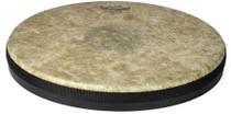 Remo Rhythm LID 13X2 Beige 20Mil Black Dot Bucket Drum Head RL-2013-71-SD099