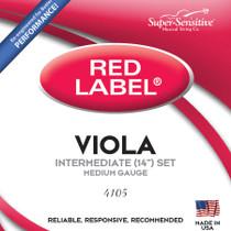Supersensitive Viola StringSet ORCH 3/4 4105-SPS