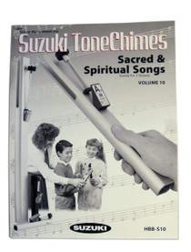 Suzuki TONECHIME MUSIC SCORES-VOL 10 HBB-S10