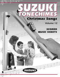 Suzuki TONECHIME MUSIC SCORES-VOL 12 HBB-S12