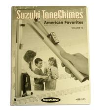 Suzuki TONECHIME MUSIC SCORES-VOL 13 HBB-S13