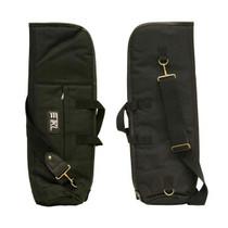 TKL Padded Nylon Trumpet Bag Black-Belt gig case 4792