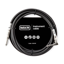MXR DCIS10R Standard Instrument Cable Straight to Right Angle 10'