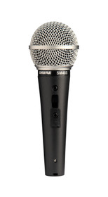 Shure SM48S-LC Cardiod Dynamic Vocal Microphone On/Off Switch Included