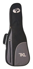 TKL 4650 Black Belt Traditional 1/2 Size Guitar or Baritone Ukulele Bag
