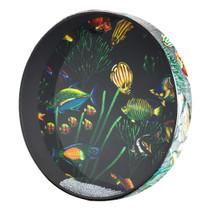 """Remo ET-0216-10 Ocean Drum Fish Graphic 16"""" ET021610"""