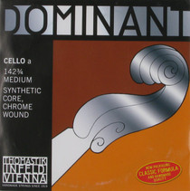 Thomastik-Infeld 3/4 A CELLO Single String Dominant 142-3/4