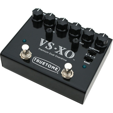 Visual Sound Truetone Volume VS DUAL OVERDRIVE PEDAL V3XO