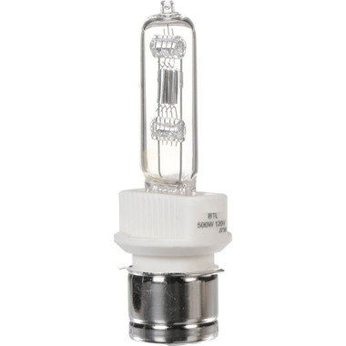 MBT 500 WATT 120V LAMP BTL