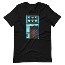 Ibanez DML20 Modulation Delay Guitar Pedal Short-Sleeve Unisex T-Shirt