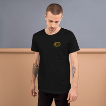 91x FM Alternative Rock Radio Station Tijuana Mexico and San Diego Short-Sleeve Unisex T-Shirt