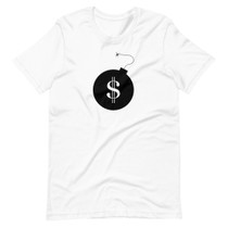 Bomb Dollar Short-Sleeve Unisex T-Shirt