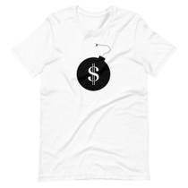 Bomb Dollar Short-Sleeve Unisex T-Shirt