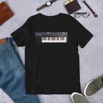 Casio SK-1 Sampling Keyboard Synth Short-Sleeve Unisex T-Shirt