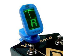 Blue Electronic Digital Clip-on Chromatic Tuner Guitar bass banjo mandolin etc