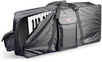 STAGG 120x47x19 cm Thick Standard Black Nylon Keyboard Bag
