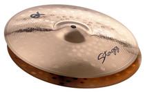 """STAGG 13"""" Ex Medium Hi-Hat Cymbals Pair Hihat"""