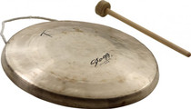 "Stagg 12.2"" Opera Treble Tiger Gong W/ Beater Tamtam Cymbal Ottg-310"