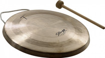 """Stagg 13"""" Opera Alto Tiger Gong W/ Beater Tamtam Cymbal Oatg-330"""