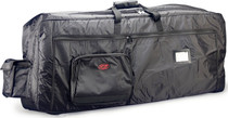 STAGG Deluxe Black Nylon Bag for Roland E-96 Keyboard Dim 117,5x41,5x15cm