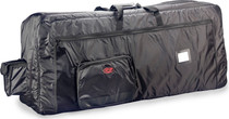 STAGG 18mm Thick Deluxe Black Nylon Carrying Bag for Keyboard