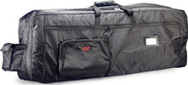 STAGG Deluxe Black Nylon Carrying Bag for Keyboard 126x41x15cm 18mm Thick