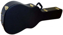 STAGG Black Basic Case for 12-String Acoustic Guitar HSC