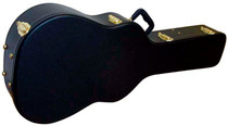 STAGG Basic Hard Hardshell Case for 41'' Western/Dreadnought Guitar