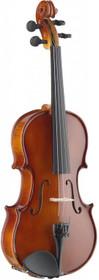 STAGG 3/4 Solid Maple Violin w/Ebony Fingerboard plus Shaped Soft-Case