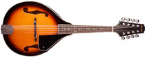 STAGG Violinburst Bluegrass Mandolin with Solid Spruce Top