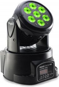 Stagg LED Moving Head With 7 X 10W RGBW 4-In-1 LED's Sli Mhw Hb10-1