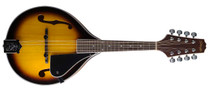STAGG Gold burst Bluegrass Mandolin with Solid Spruce Top