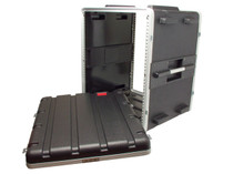 "STAGG Stackable Moulded ABS Rack Case for 12-Units/19"" 12U 12 Space"