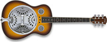 STAGG Acoustic Resonator Guitar with Spruce Top Plus Mahogany Neck
