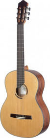 Angel Lopez Left-Handed Classical Nylon String Guitar Solid Cedar Top Lefty